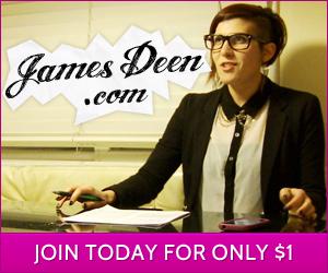 official James Deen site